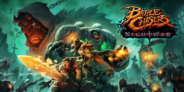 Battle Chasers Nightwar Android