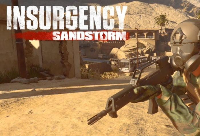 Insurgency Sandstorm APK