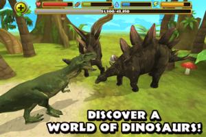 Jurassic Life T Rex Simulator android apk free