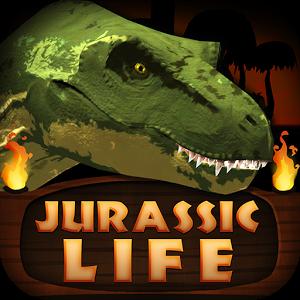 Jurassic Life T Rex Simulator apk free