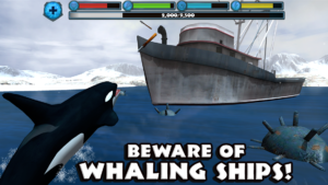 Orca Simulator android game