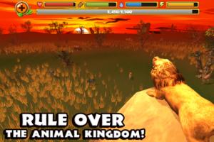 Safari Simulator Lion android game