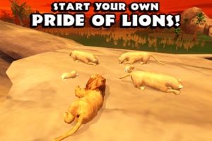 Safari Simulator Lion android free download