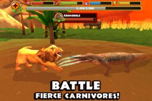 Download Safari Simulator Lion android apk game for free