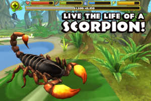 Scorpion Simulator android game