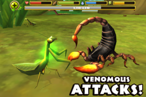 Scorpion Simulator apk game free download