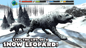 Snow Leopard Simulator android game
