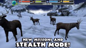 Snow Leopard Simulator android apk