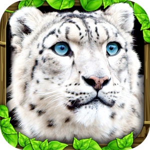 Snow Leopard Simulator android free download | 2GameAndroid