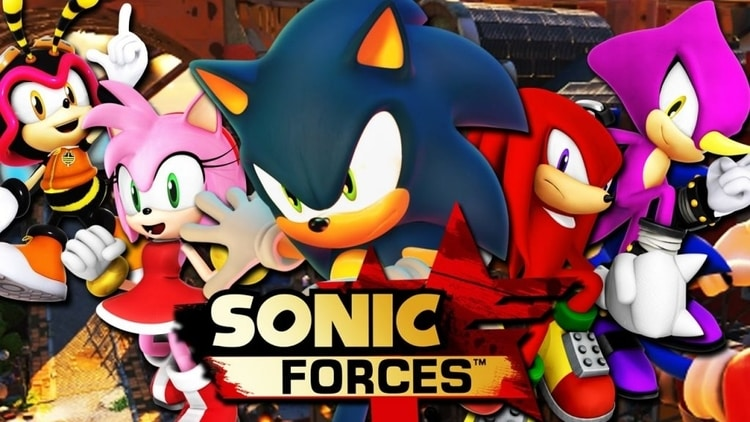 Sonic Forces Android