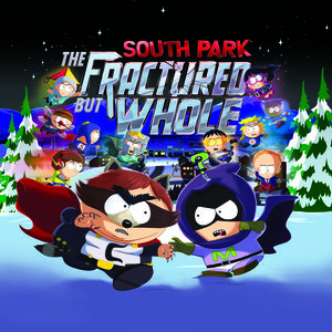 Download South Park The Fractured But Whole Android APK Game