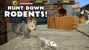 Download Stray Cat Simulator android apk game for free