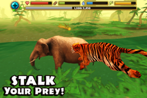 Download Tiger Simulator android apk game for free