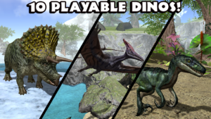 Ultimate Dinosaur Simulator android free