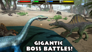 Download Ultimate Dinosaur Simulator android apk game for free