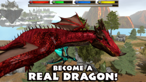 Ultimate Dragon Simulator android game