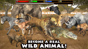 Ultimate Savanna Simulator android game