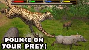 Download Ultimate Savanna Simulator android apk game for free