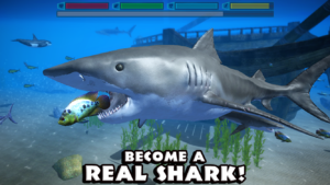 Ultimate Shark Simulator android game