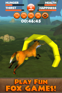 Virtual Pet Fox APK Free | 2GameAndroid