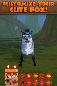 Virtual Pet Fox apk game