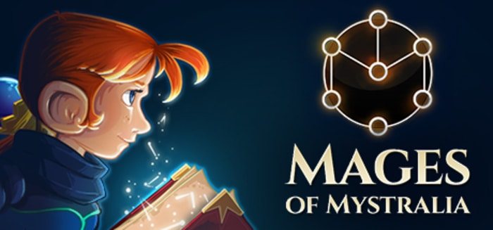 Mages of Mystralia Android APK Game