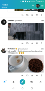 Fluce for Twitter Android APK Free