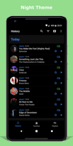 Now Playing List Pro Android Free
