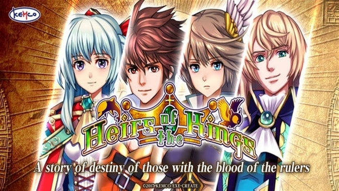 RPG-Heirs-of-the-Kings-APK Download
