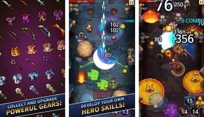 Wonder Knights VIP Retro Shooter RPG android apk
