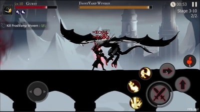 shadow of death android download