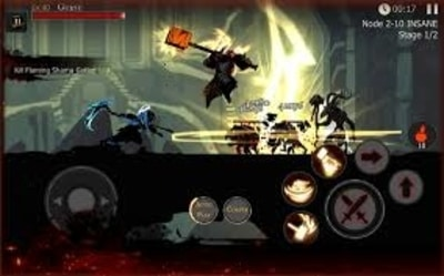 shadow of death apk free