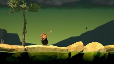 Getting Over It with Bennett Foddy apk free