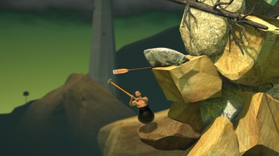 Getting Over It with Bennett Foddy download android
