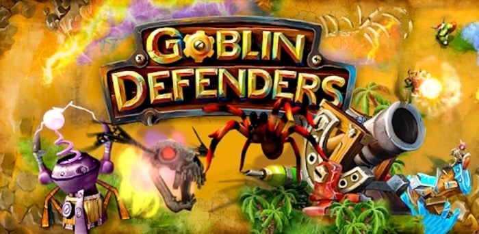 TD Goblin Defenders Towers apk free