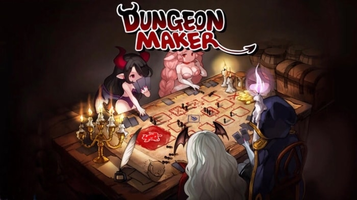 dungeon maker android