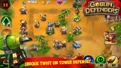 td-goblin-defenders-towers-android apk
