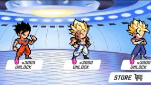 Fighter Saiyan Super Android Free
