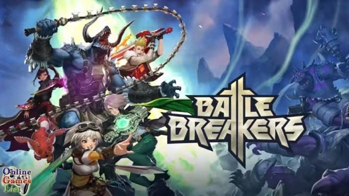 battle breakers apk