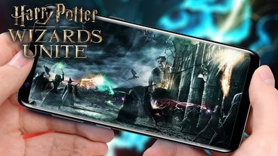 harry potter wizards unite android download apk