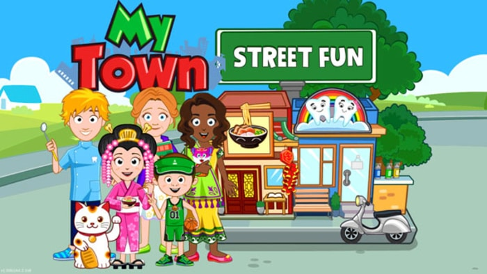 my town.street-apk
