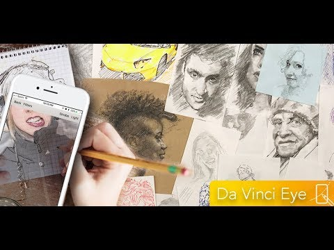Da-Vinci-Eye-Anyone-Can-Draw Android