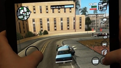 Grand Theft Auto: San Andreas Android Game | 2GameAndroid
