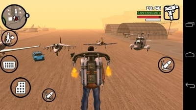 Grand Theft Auto San Andreas download free apk